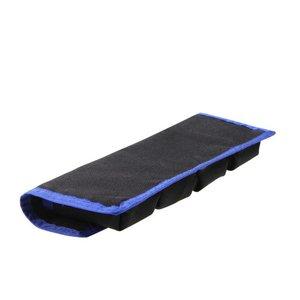 Image 5 - Meking Nylon Battery bag Storage Pockets Pouch Waterproof with 4 Pouch For LP E6/8/ NP FW50 EN EL14/15