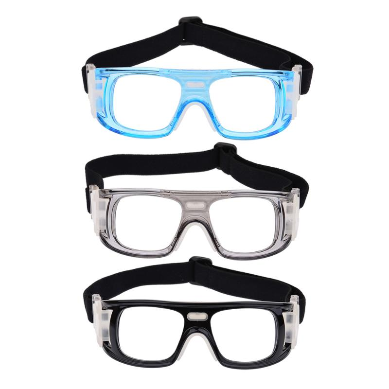 1Pair Outdoor Sports Glasses Eye Protector Impact Resistance MTB Bike Bicycle Clear Lens Goggles Cycling Skiing Eyewear Goggles