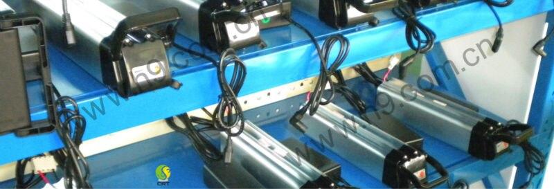 OR02B1 48 В 20Ah литиевых Батарея с 2A Зарядное устройство и термоусадочная пленка, CE, Электрический велосипед Kit