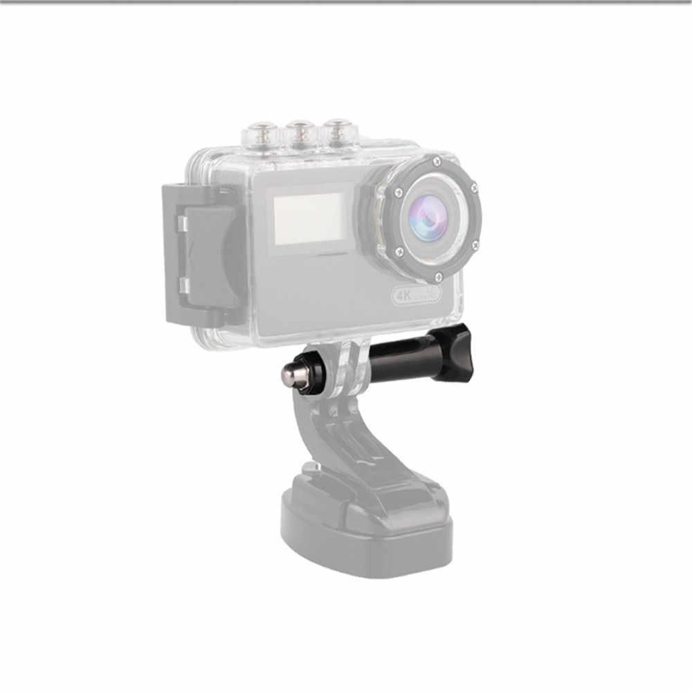 Fixation à vis longue CNC en alliage d'aluminium pour GoPro Hero 7 6 5 noir 4 Sjcam Xiaomi Yi 4K Eken H9 accessoires de caméra d'action