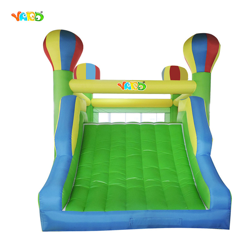 Hot Sale Large Size Inflatable Toys With Trampoline And Inflatable Slide Children Party  Game Best Gift For Kids funny summer inflatable water games inflatable bounce water slide with stairs and blowers
