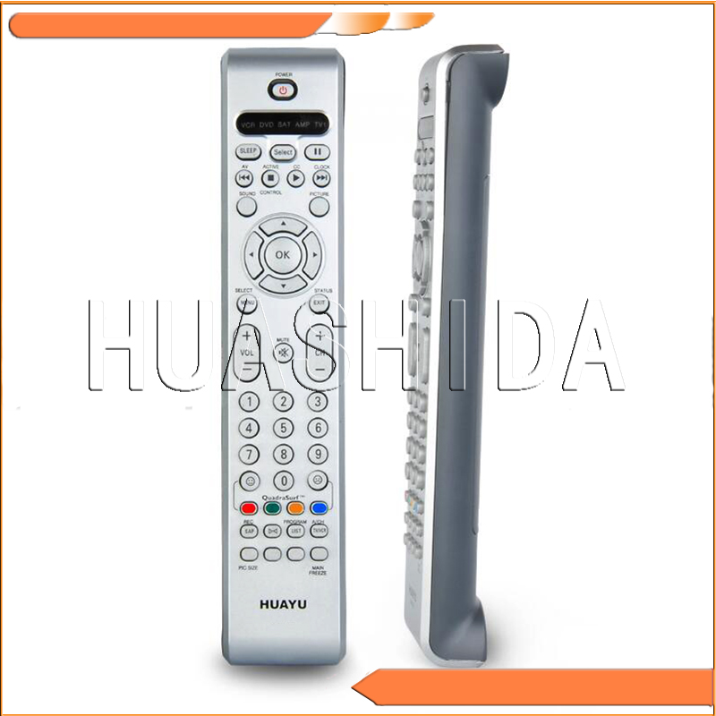 universal remote control for philips tv dvd vcr amp sat without setup in remote controls. Black Bedroom Furniture Sets. Home Design Ideas