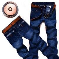 Wysoka Jakość 6015 new fashion casual jeans feet stretch denim długie spodnie Slim Xintang sklepy fabryczne męskie jeansy dorywczo 8
