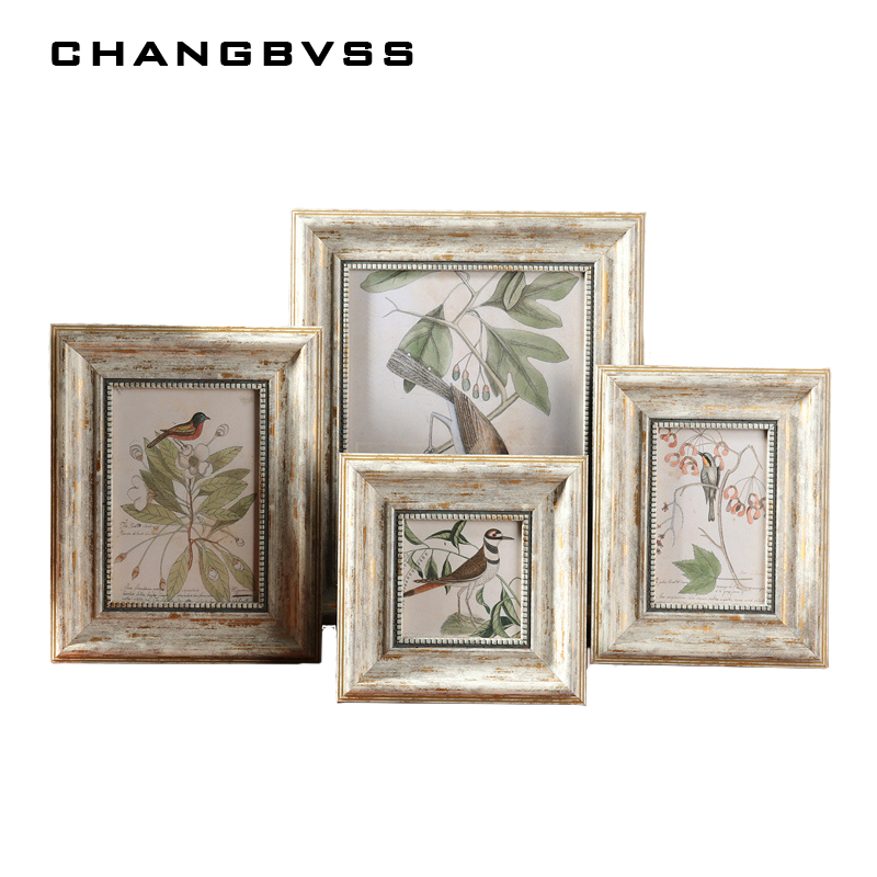 High Quality Home Decoration Wooden Picture Frames, New Arrival ...
