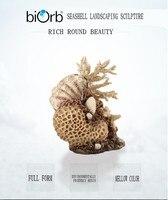 OASE Британский биорб оригинальный аквариум Имитация коралловых ракушек орнамент аквариум Имитация морской камень ракушка скульптура украш