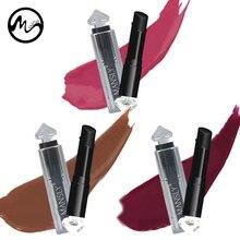 MINCH Black Lipstick Temperature Color Changing Lipstick Waterproof Long-lasting Lips