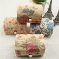 Free Shipping 1PC Necklace/Ring/Earrings Display Bamboo Wooden Jewelry Storage Boxes Case Gift ZB380