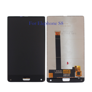 Image 1 - 100% tested for Elephone S8 LCD display+ touch screen 6.0 inch digitizer component glass replacement parts + tools