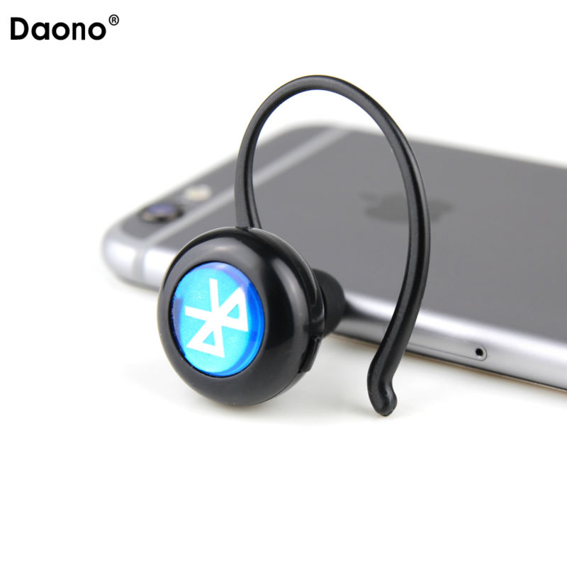 Daono mini bluetooth earphone headphones V4.0 wireless bluetooth headset universal for iPhone Samsung all Phone ttlife mini wireless stereo bluetooth v4 0 headset high quality handsfree headphones universal for iphone samsung all phones