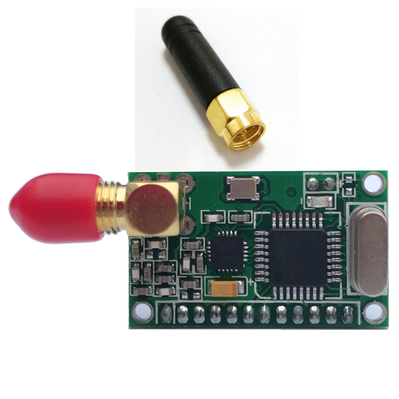 Candid 38400bps 868mhz 433mhz Rf Transmitter And Receiver Module 315mhz Ttl Rs232 Rs485 Wireless Data Transceiver High Quality Communication Equipments