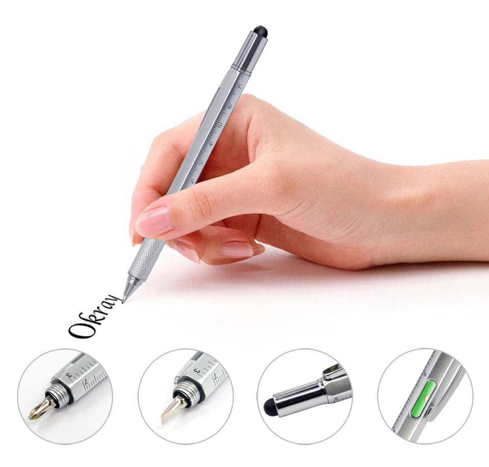 Multifunction Stylus Pen Tablet Touch Pen Mobile Phone Stylus (7)