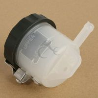 Front Brake Oil Resevoir Cup Fluid Bottle Master Cylinder For Sport Motorcycle