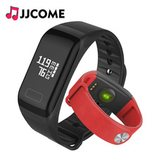 F1 Smart Bracelet Blood Oxygen Pressure Heart Rate Monitor Watch Fitness Tracker Sport Band Call SMS Reminder VS Y5