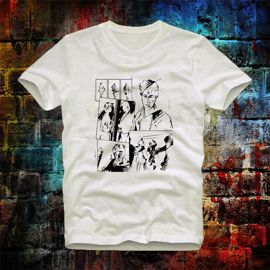 A-ha Classic 80s Music Video Take On Me Retro CooLVintage Unisex T SHIRT B290 Confortable Tee Shirt image