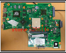 original for TOSHIBA Satellite L650 L650D V000218040 laptop motherboard non-integrated with 8 video chips 100% Test ok