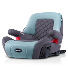 3-12 Years Old Portable Baby Infant Car Seat ISOFIX Interface Booster Seat for Baby Child Booster Pad Travel Car Safety Seat convertible child car safety seats isofix hard interface five point harness infant kids booster car chair newborn baby car seat