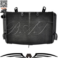 Motorcycle Accessories Cooling Aluminum Cooler Radiators For YAMAHA YZF R1 YZF R1 2004 2005 2006 Motorbike