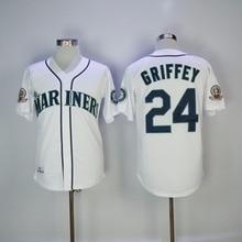 Ken Griffey JR Replica Home  Jersey