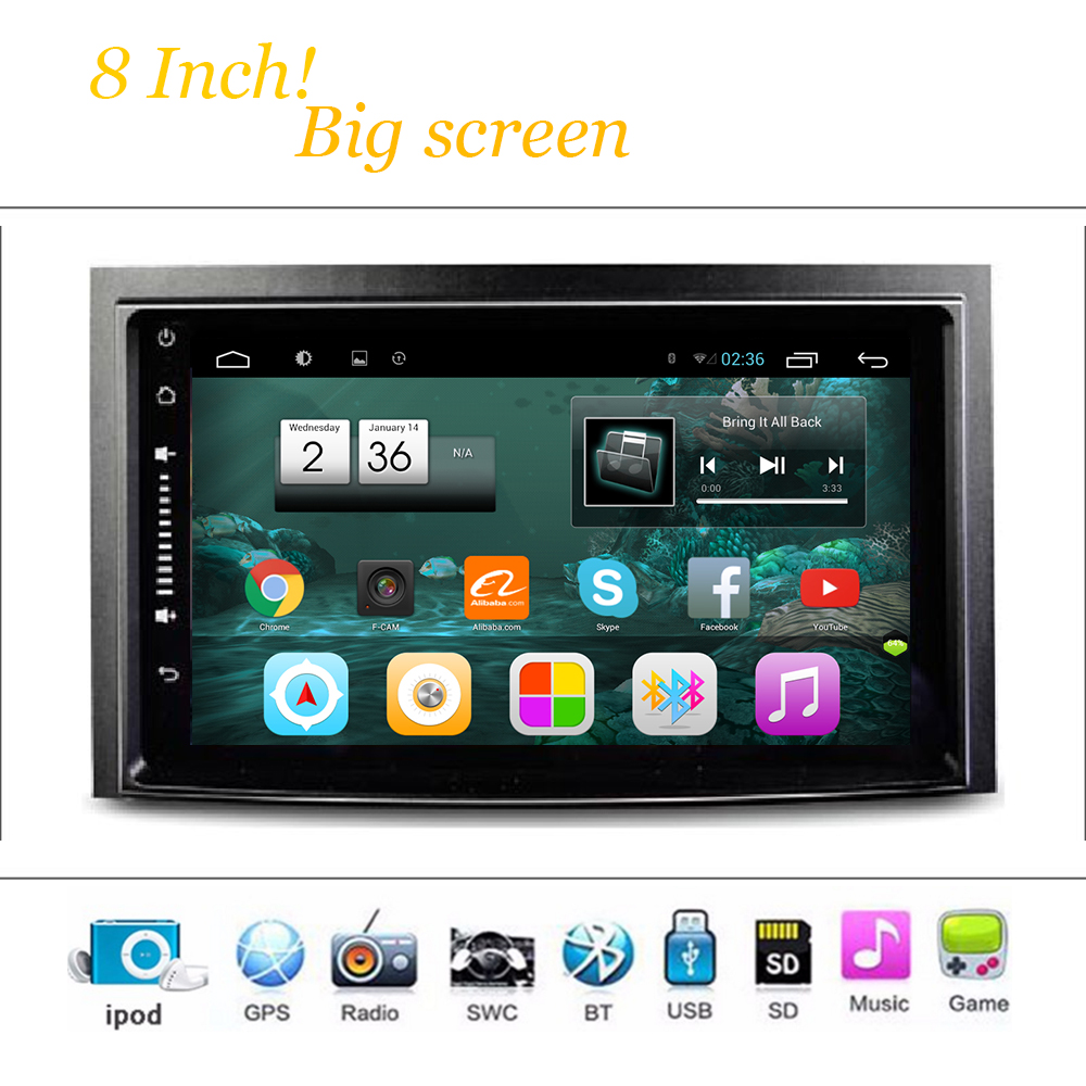 Para Toyota Venza 2013- Sistema Android Reproductor Multimedia Car Stereo Radio