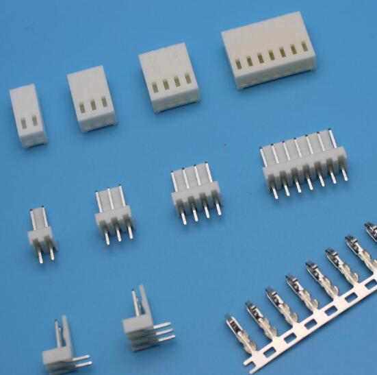 10/20set 1-15pin Connector 2.54mm, Dupont Cable Wire <font><b>Pin</b></font> <font><b>Header</b></font> Housing Kit, Male Crimp <font><b>Pins</b></font>+<font><b>Female</b></font> <font><b>Pin</b></font> Terminal Connector image