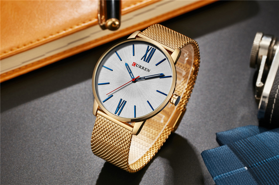 HTB1d.s4RXXXXXaXXFXXq6xXFXXXA - CURREN Luxury Stainless Steel Business Watch for Men