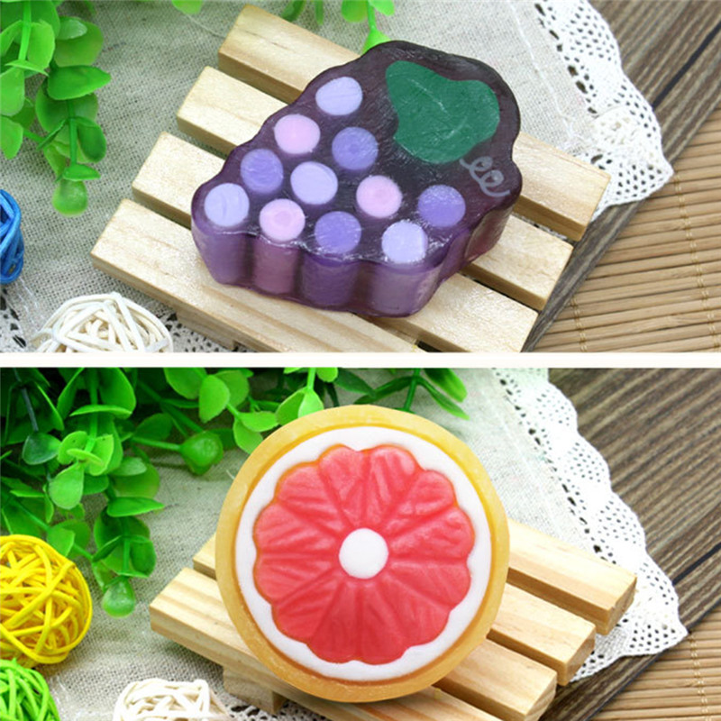 100% Quality 2019 New Handmade Essential Oils Soap Child Gift Fruit Soap Deep Cleansing Pores To Blackheads Bathing Soap Makeup Remover Bracing Up The Whole System And Strengthening It Soap
