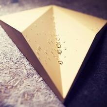 Concrete wall brick silicone mold geometric shape cement bri