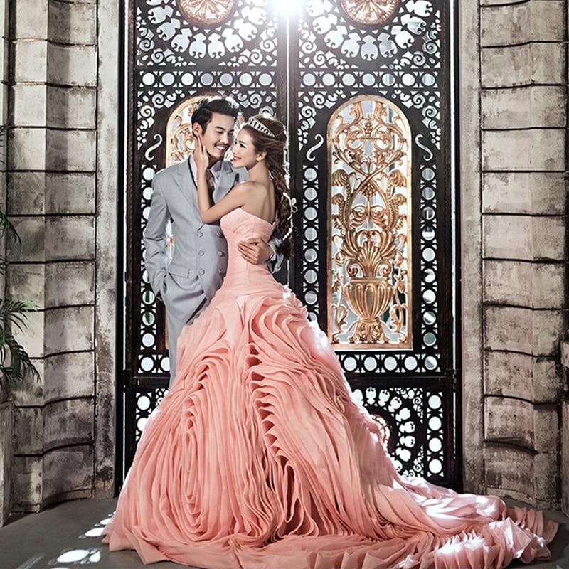 Baratos 2017 nuevo envío libre del amor vestidos de boda turquía ...