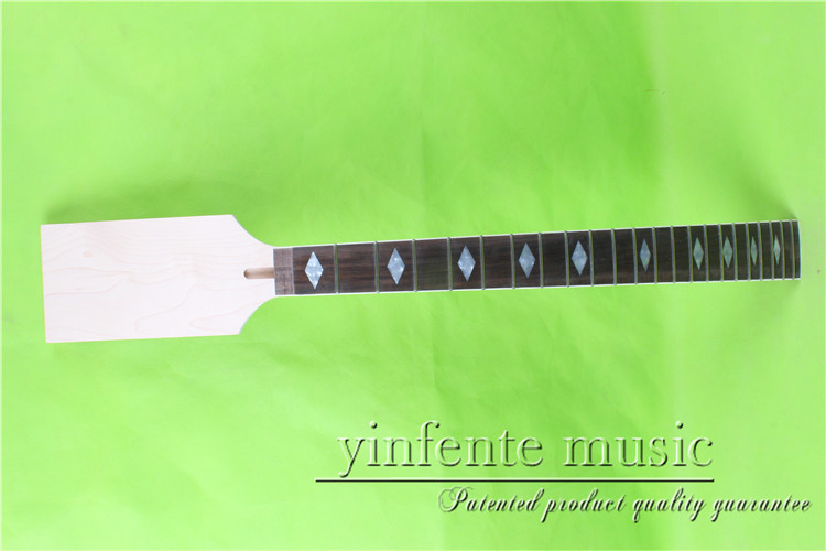 0057+1#   25.5 Electric guitar neck   Bolt on  rosewood     fingerboard fine quality  22  fret s 00166 25 5 big head electric guitar neck fine quality rosewood fingerboard 22 fret