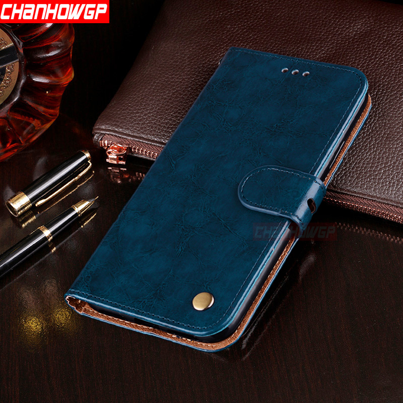Leather Flip Case For Samsung Galaxy S7 edge S8 S9 A6 A7 A8 J8 J2 J6 J4 Plus 2018 A3 A5 J3 J5 J7 2017 2016 Neo Core Grand Prime(China)