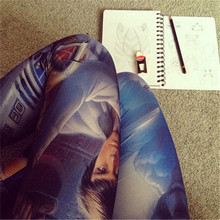 Star Wars Printed Leggings