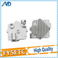 Aluminum Alloy Titan Aero V6 Aero Heat Sink Heatsink 1.75mm for Titan Extruder Upgrade Kit V6 Hotend 3D Printer Accessories