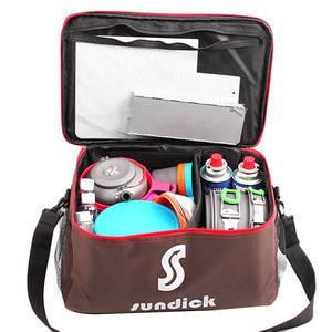 Tableware Cookware-Set Food-Storage-Bag Picnic-Bag Outdoor Camping Hiking Pot Wild Gas-Tank-An