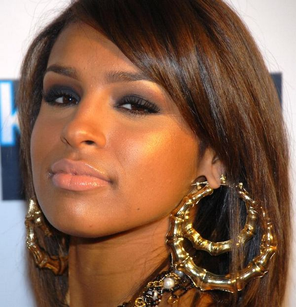 hoop look follow earrings hoops l weed rihanna jewels make like jewelry