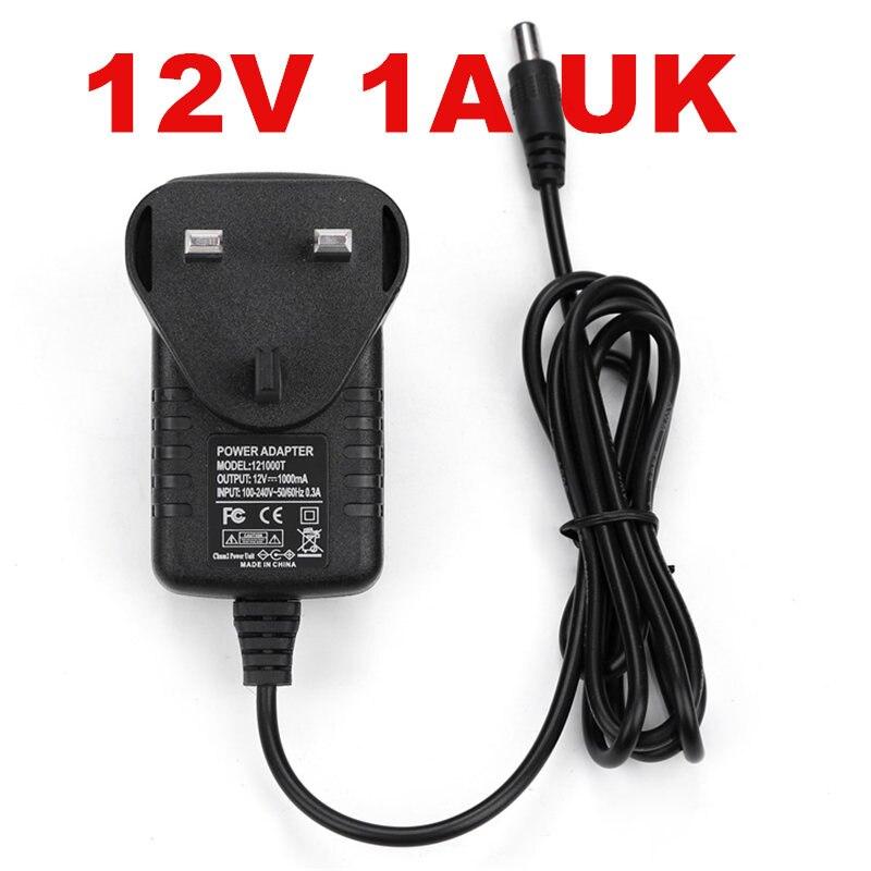 10PCS UK adapter power 12V 1A LED lights with power adapter 12V1A AC100-240V 12V power adapter 5.5*2.1mm10PCS UK adapter power 12V 1A LED lights with power adapter 12V1A AC100-240V 12V power adapter 5.5*2.1mm