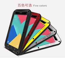 Case For Samsung Galaxy A Series A3100 A3 A5 A7 A8 A9 Love Mei Powerful Aluminum Case Cover Dirt Shockproof Life Waterproof Case