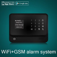 Safurance G90B PLUS WiFi GSM Wireless Home Intruder Burglar Alarm Security System HOT Alarm Mainframe Kits