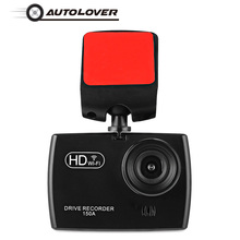 F150A WiFi Hidden Dash Cam DVR Accessories Auto Car styling Rearview detector 1080P HD WDR drive recorder automobiles