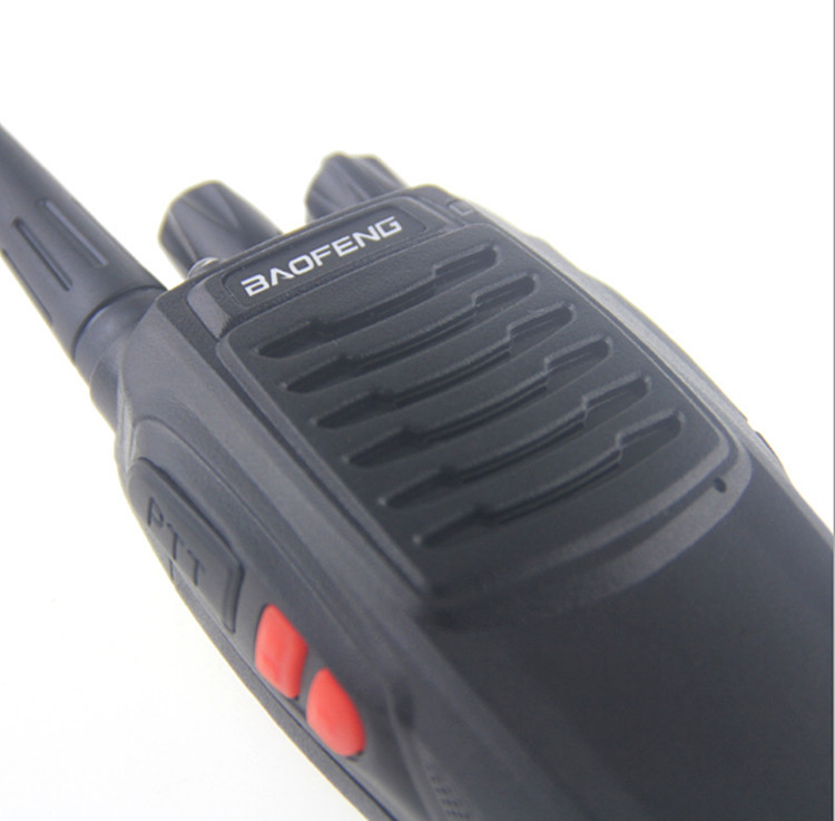Image 4 - 2PCS Baofeng BF C1 Walkie Talkie 16CH Two Way Radio Woki Toki UHF Portable Ham Radio CB 5W Flashlight HF Transceiver Comunicador-in Walkie Talkie from Cellphones & Telecommunications