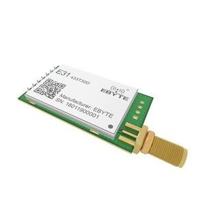 Image 4 - E31 433T30D AX5043 433 МГц 1 Вт дальняя узкая полоса UART антенна SMA IoT uhf беспроводной приемопередатчик приемник модуль