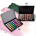 New Professional Makeup Palette 40 Full Warm Color Chocolate Eyeshadow Palette High Pigment Palette