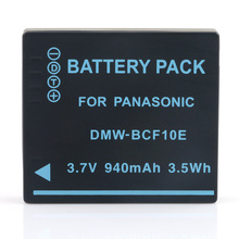 BOKA 3.6V 950mAh digital battery Camera For Panasonic CGA-S106B CGA-S/106C CGA-S/106D CGA-S/106B DE-A59B DE-A60A DE-A60B