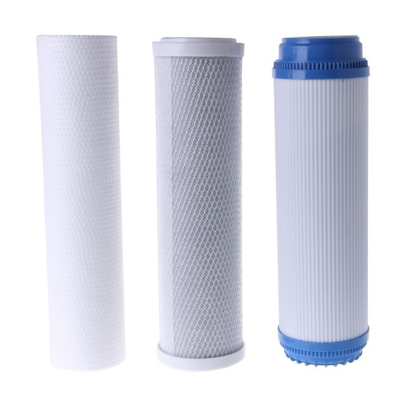 """10"""" Five stage Reverse Osmosis Filter Set Water Purifier Element Cartridge-in Water Filter Parts from Home Appliances    3"""