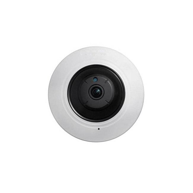 bilder für HIK Englisch firmware DS-2CD2942F-IS 4MP Fisheye Ip-kamera PoE IR sd-kartensteckplatz audio alarm I/O sicherheit CCTV Überwachungskamera