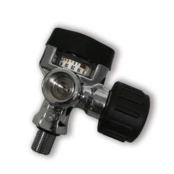 Robinet d'air AC921 300bar 4500psi | Cylindre SCBA pcp avec fil de jauge de pression M18 * 1.5 livraison directe