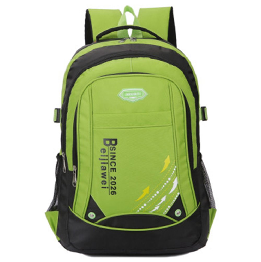 ZHIERNA Waterproof Shoulder Bag College wind Backpack School Students Large Capacity Practical Lightweight Backpack Wear