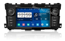 S160 Android Car Audio FOR NISSAN TEANA 2013 car dvd gps player navigation head unit device BT WIFI 3G