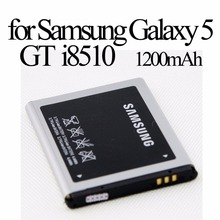 New Original 1200mAh Battery For Samsung SGH i5500 i550 i558 i8510 B7722 W599 G810 D780 AB474350BE+track number