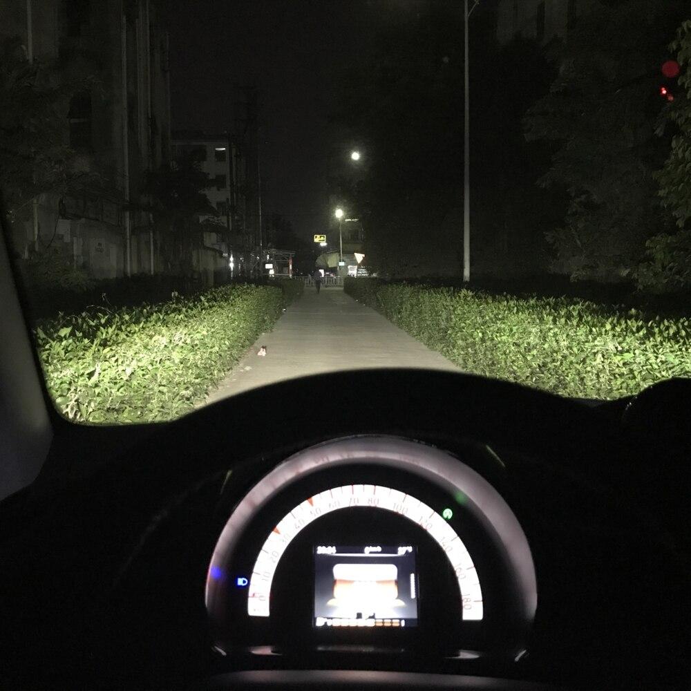 BEN SMART 453 Special led lights for cars 2pcs H4 Headlights