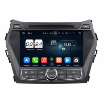 2GB RAM Octa Core 8″ Android 6.0 Car DVD Player for Hyundai IX45 Santa Fe 2013 2014 With Radio GPS 4G WIFI Bluetooth TV USB DVR